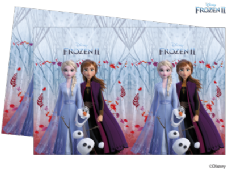 1 Disney Frozen 2 Plastic Tablecover